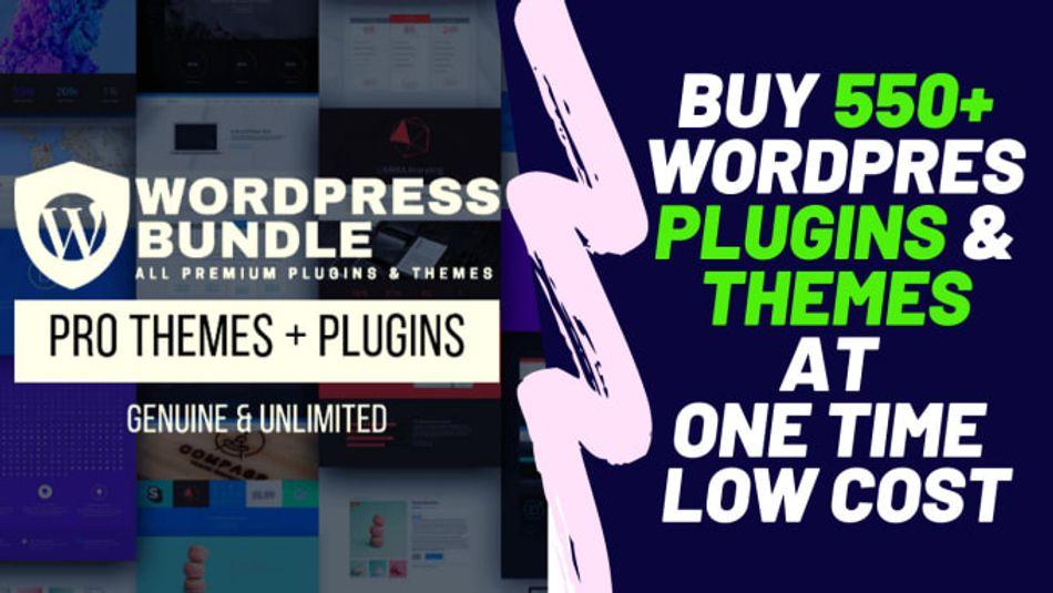 Get Latest Premium WordPress 388+ plugins and 140 themes+