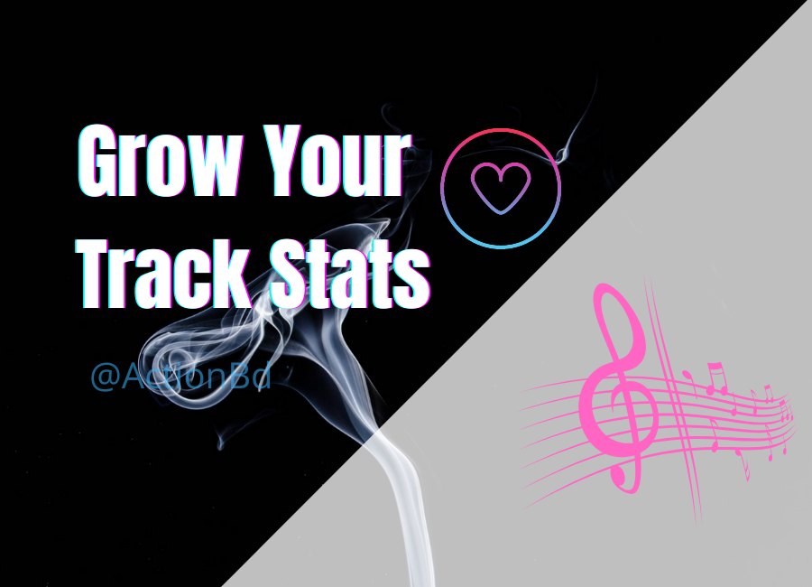Grow Your Track Stats- Cheap Music Promo
