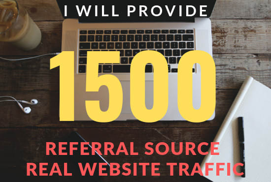 Referral Source Website Traffic