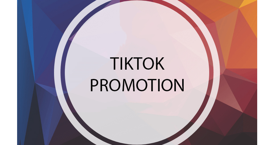 Promote your TikTok to our Communities