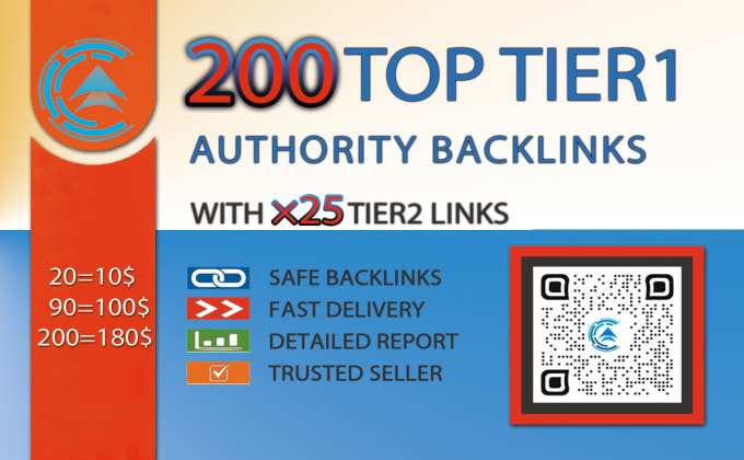 Boost website ranking with high authority backlinks with second tier links