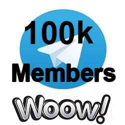 1000 Telegram Channel Users - Real,  Instant,  Fast.