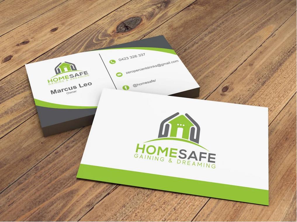 design professional vintage logo and business card design