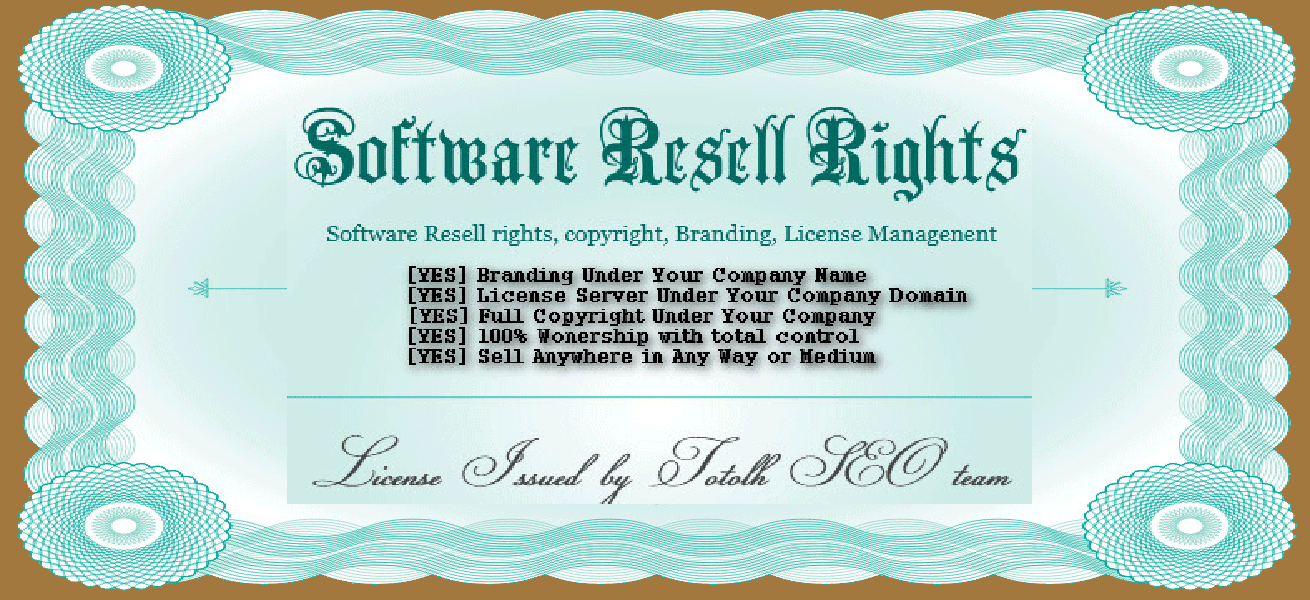 Get A Local Search Ranker Software Resell Rights And Copyright