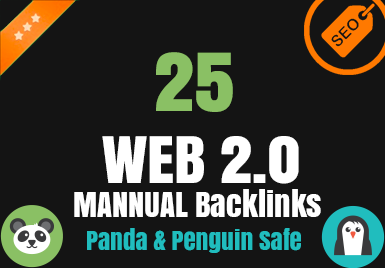 Make 25 Web 2.0 DoFollow Backlinks To Annihilate Your Competition