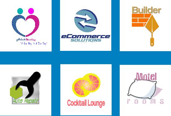 Custom Design a Minimalist Logo for All Niches