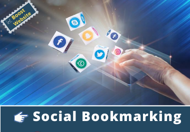 50 Powerful High-Quality Social Bookmarks SEO backlinks manually High DA PA