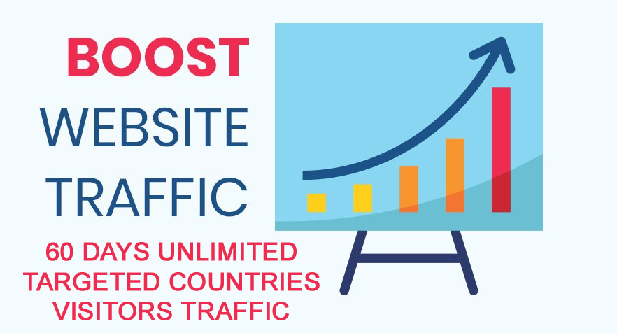60 Days Real singapore,  india,  japan,  asia targeted visitors traffic to Website