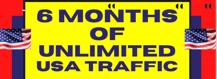 Keyword Targeted 6 Month Real Website Visitors Traffic (USA, UK, Canada)