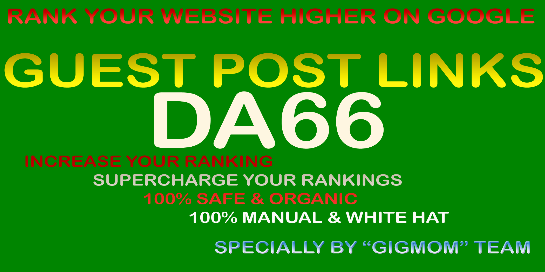 5 Dofollow Guest Posts DA66 Google News Approved FAST Growing Blogs for all Niche