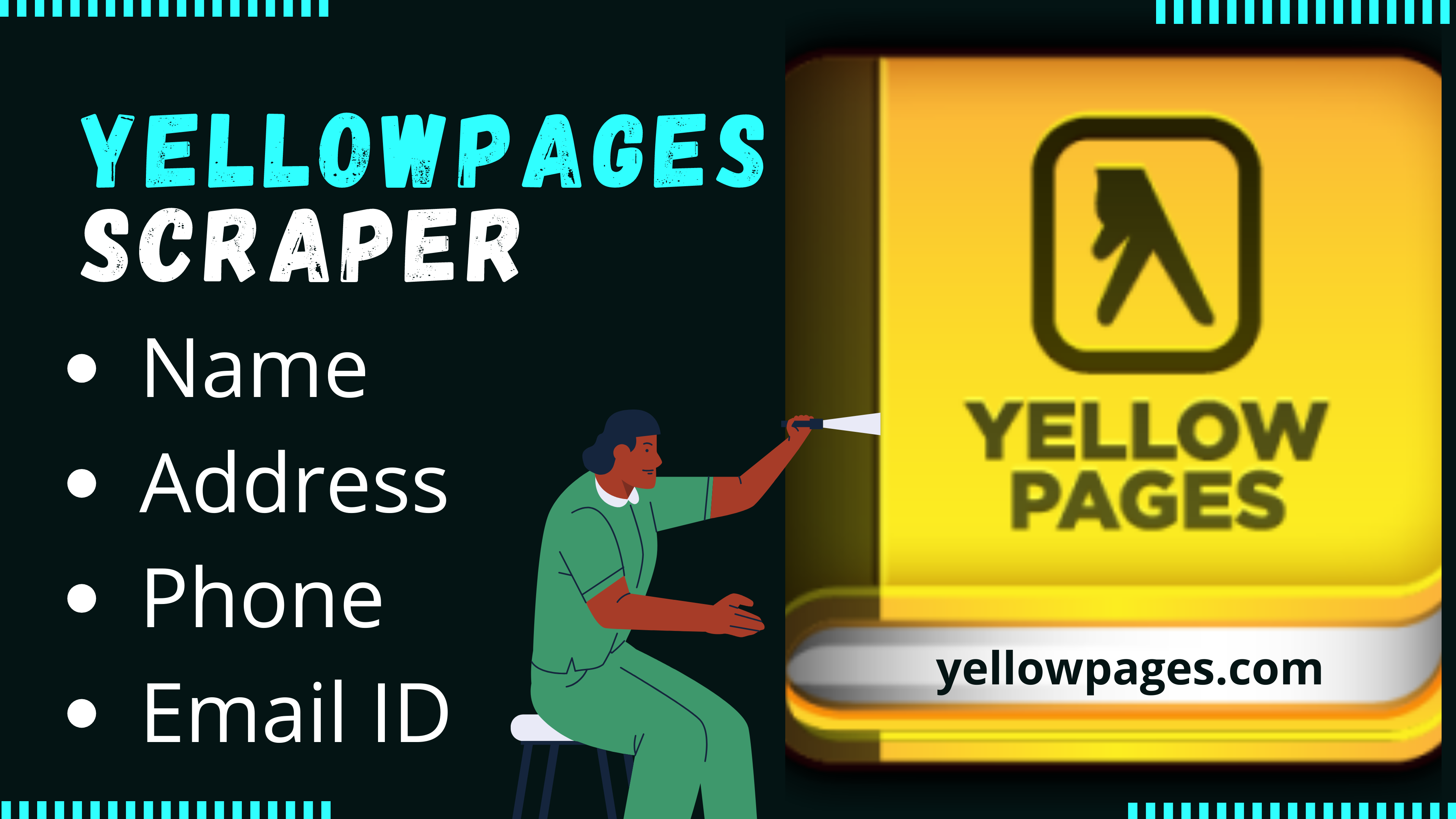 Yellow Page Scraper Fasted Lead Scraper