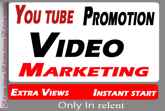 Organic Viral your Video & promotion