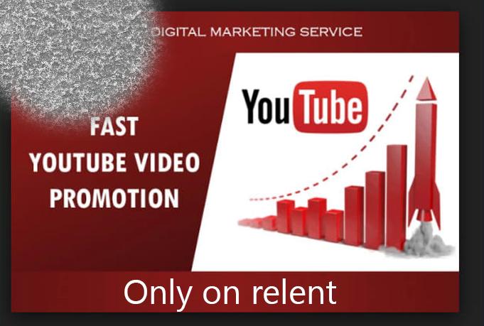 YouTube Video Promotion & Marketing
