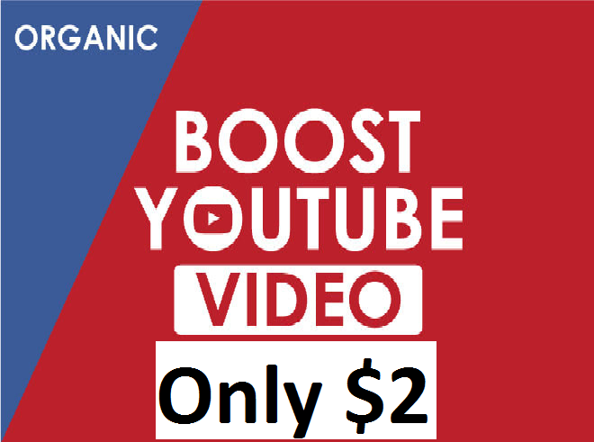 Non Drop Start Video Promotion With Fast delivery