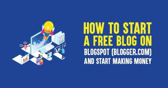 Create Blogger Blog with Custom Domain Settings and Submit to Google for Fast Indexing