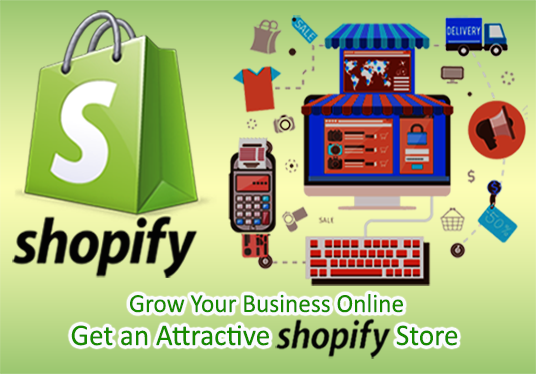 Setup Shopify Dropshipping Store with Top Selling Pro...