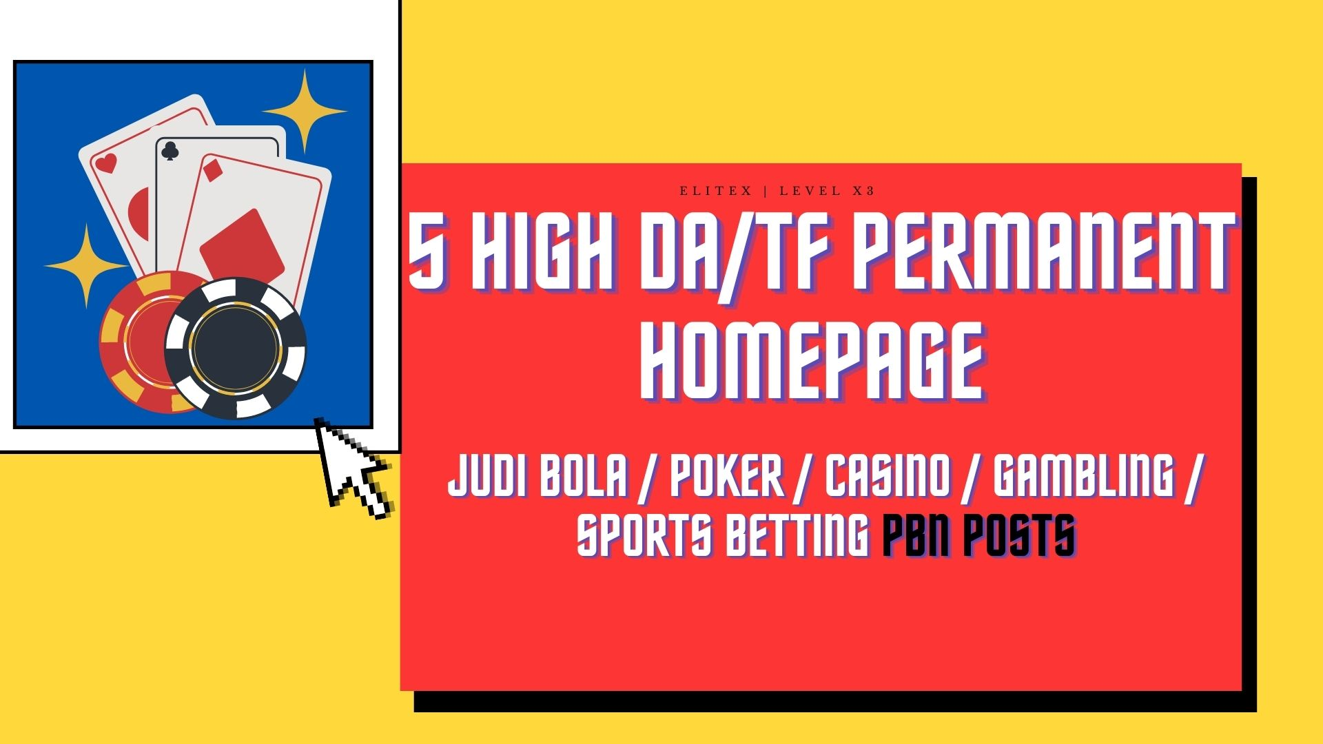 The Real OG Is Back - 10 PBNS JUDI BOLA / POKER / CASINO / Gambling / Sport Betting