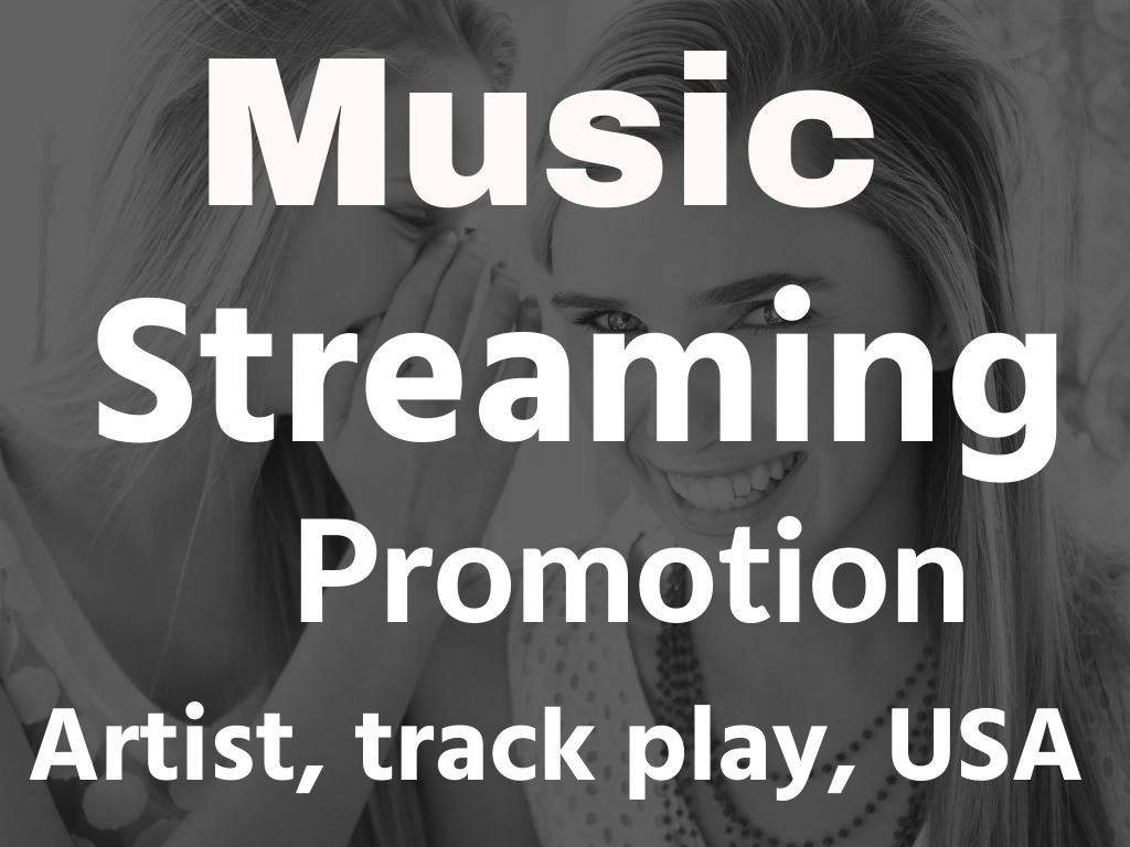 Get Five Thousand 5000 Organic Streams For Your Track Promotion