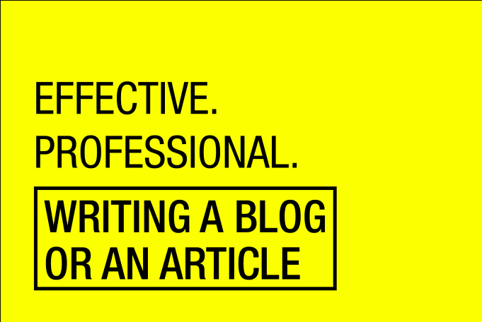 WRITE A PROFESSIONAL SEO BLOG OR ARTICLE