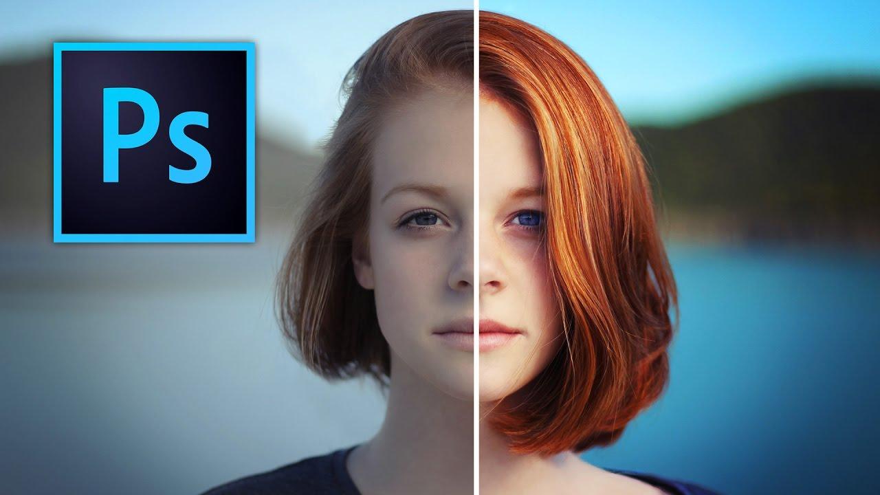 100 Photoshop image background change