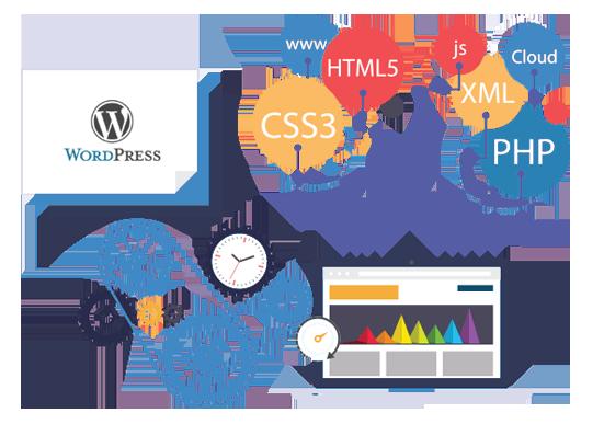 Design Develop Professional Wordpress Sites