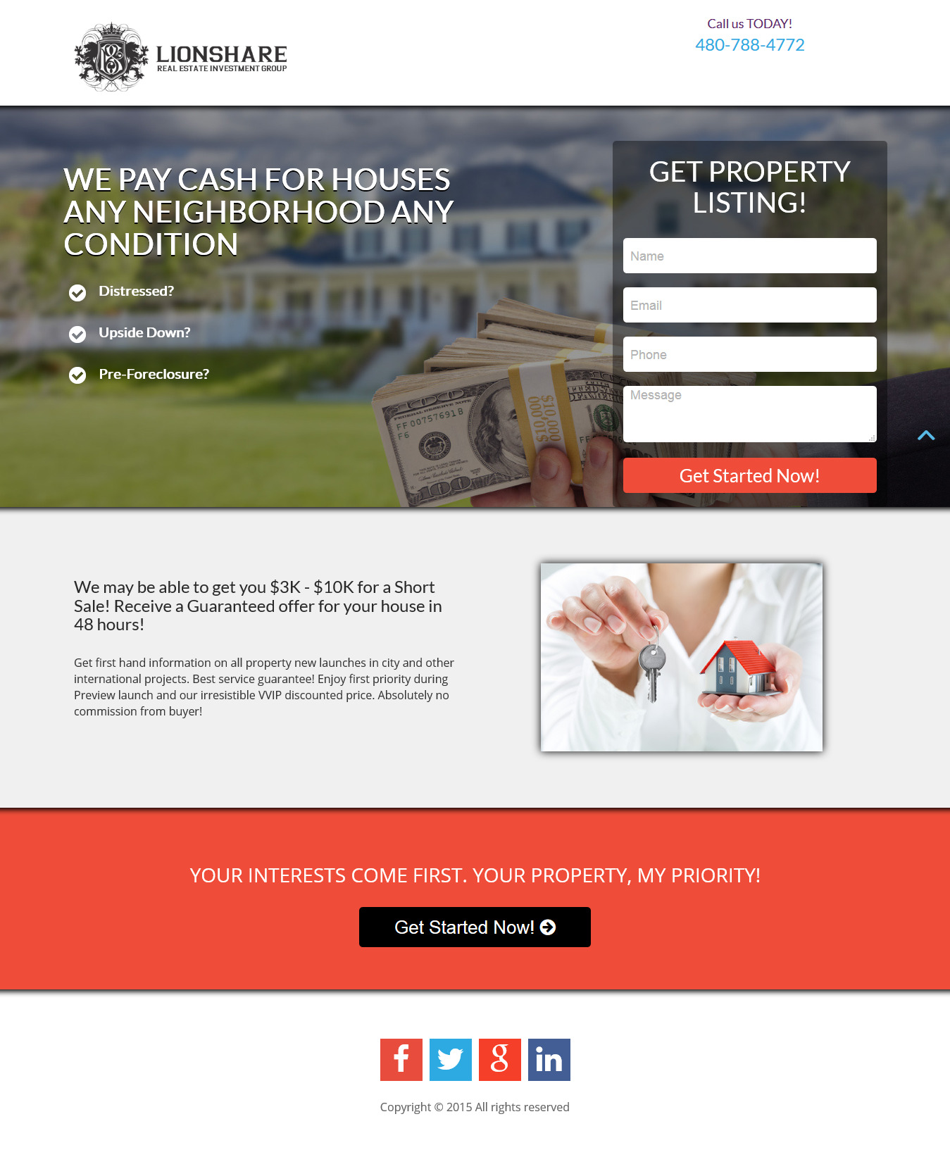 Get high converting Landing Page in Clickfunnel builderall or html or wordpress