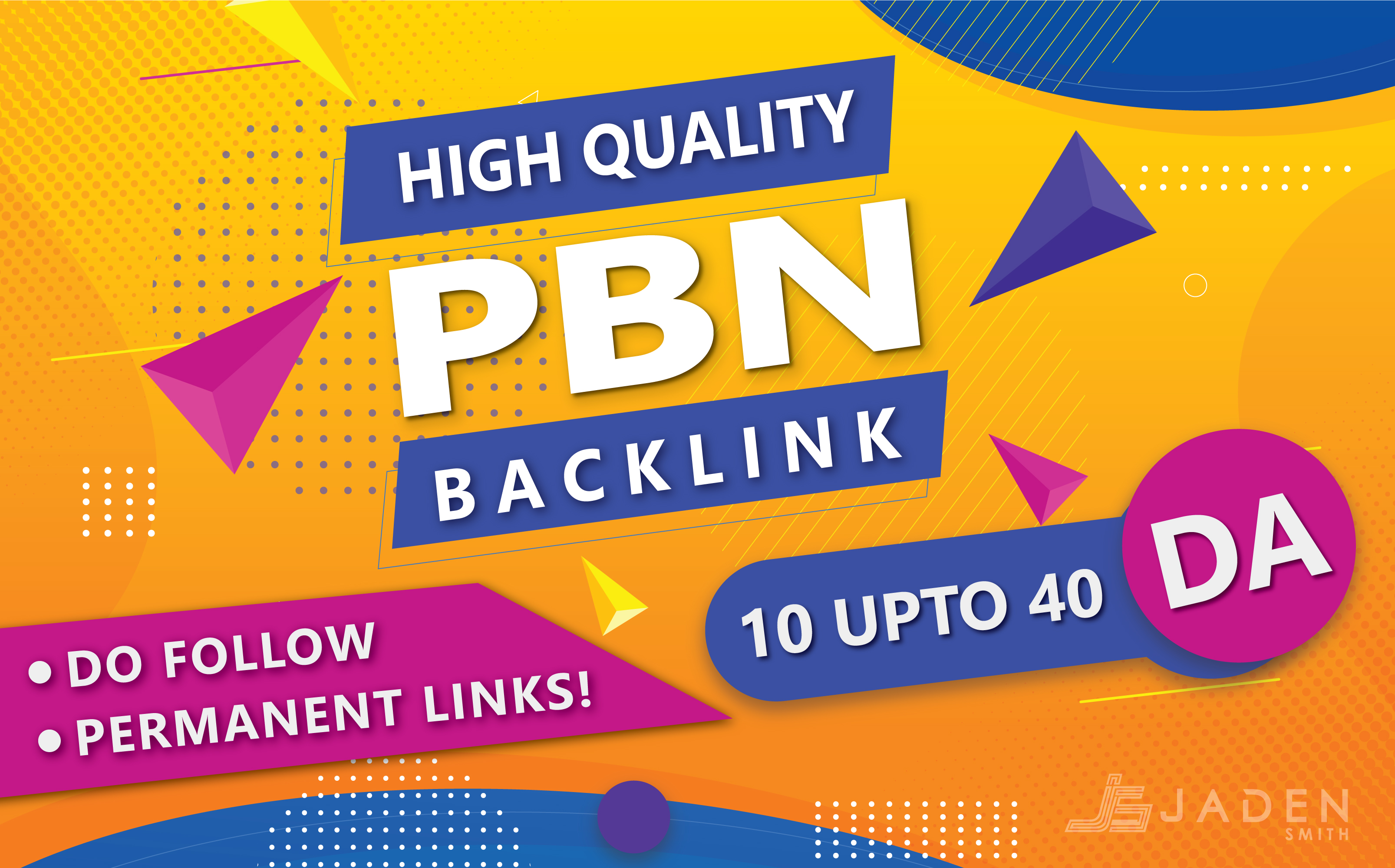 Boost your Site with DA 10 UPTO 40 DO FOLLOW 50 PBN Backlinks