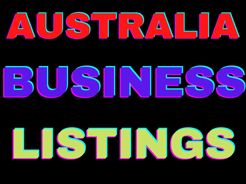 i will submit 10 live Australia Local Citations Local seo sites