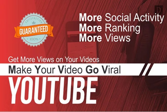 make youtube video viral with social media and SEO