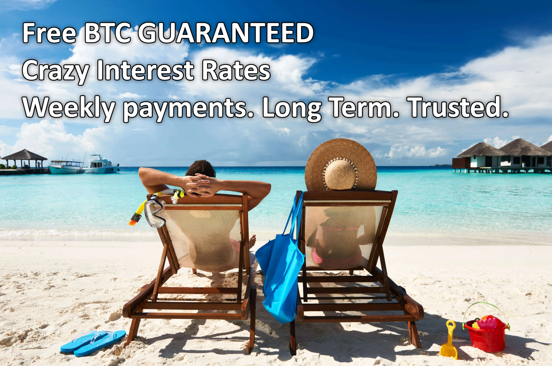 Get Free Bitcoin Plus Earn Very Good Interest - GUARANTEED - GUIDE