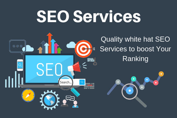 SEO Services that Ensure Ranking,  Traffic & Double Sales