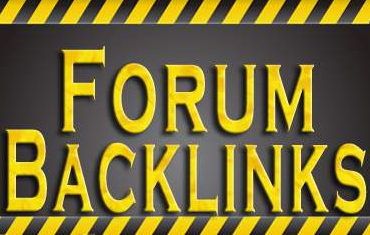 Get Forum Real Profiles Back-links 200