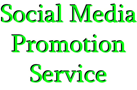 Social Media profile Organic Promotion Service Instant