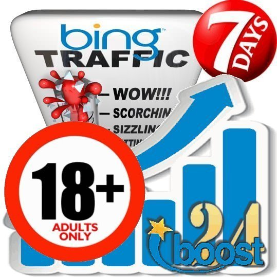 Adult Search Traffic from Bing XXX & 18+