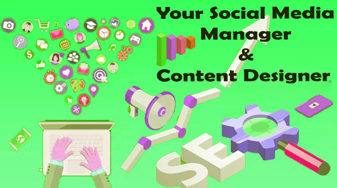 I will be your content designer and keyword research manager