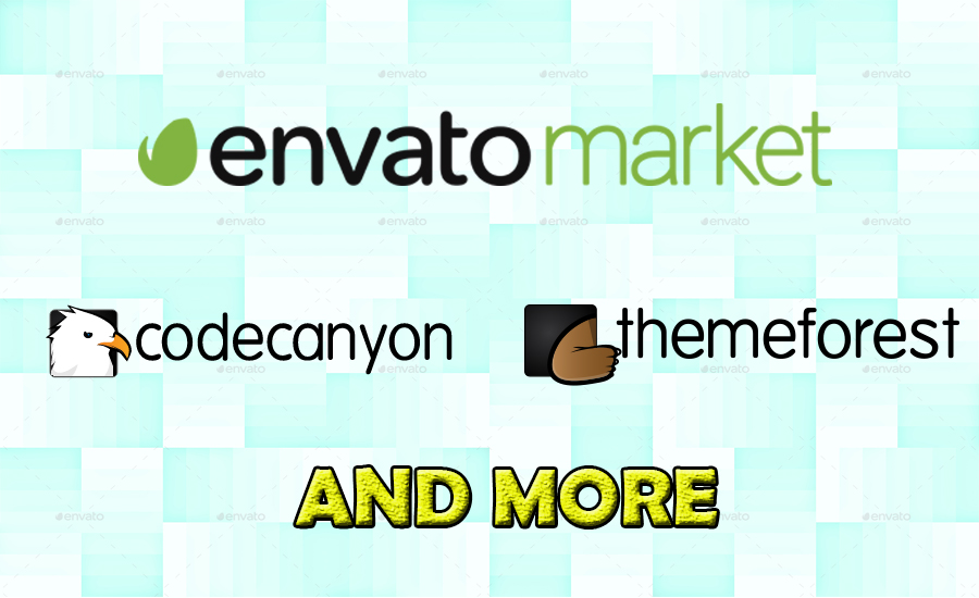 Themeforest, Codecanyon And More Site premium Theme, ...