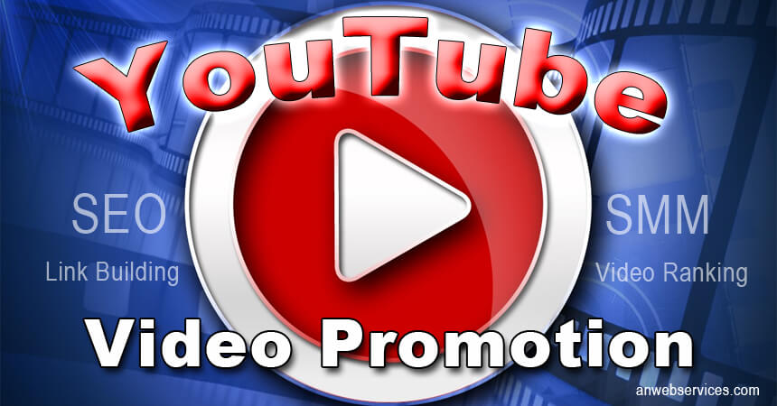 YT Video SEO Viral Marketing By HQ Backlinks Embeds Shares Bookmarks