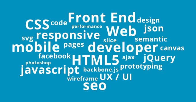 I will be your web developer for web site design