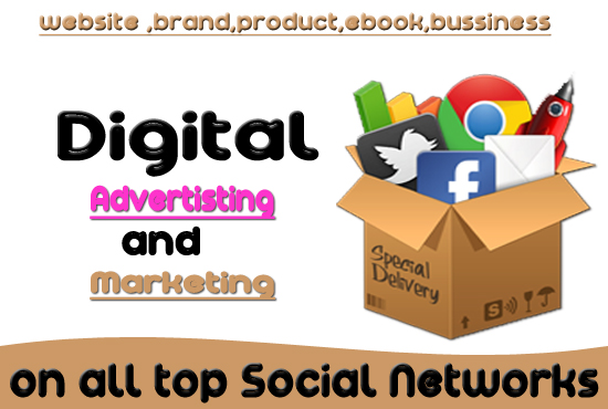 Advertising and marketing website, ebooks, brand, business to millions of real members