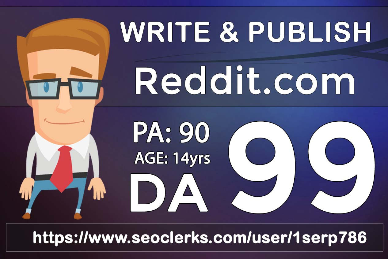 SUPERSTRONG DA97 High Quality PA-87 TF/CF Reddit Backlinks with Guarantee Index