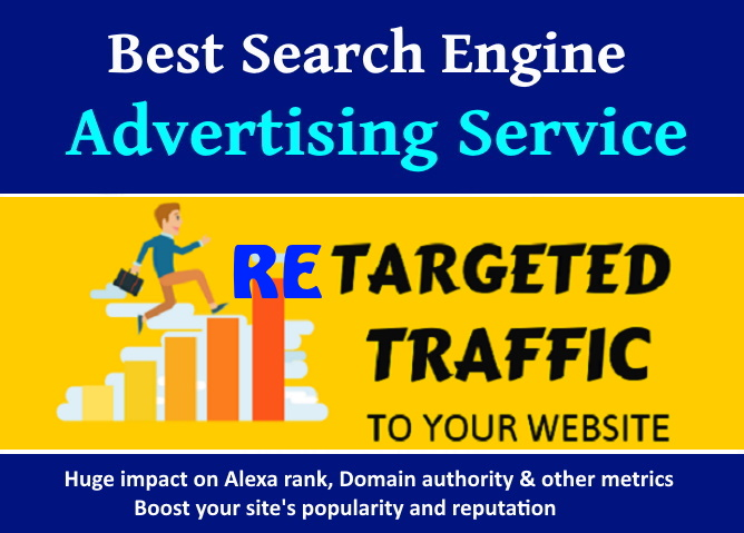 Guaranteed Niche ReTargeted Traffic to your Website