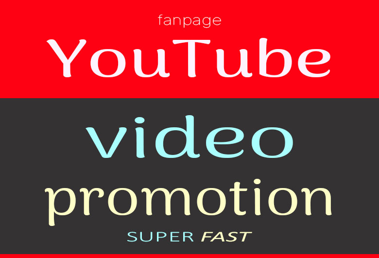 YouTube Video Promotion And Marketing Natural Pattern,  Instant Start