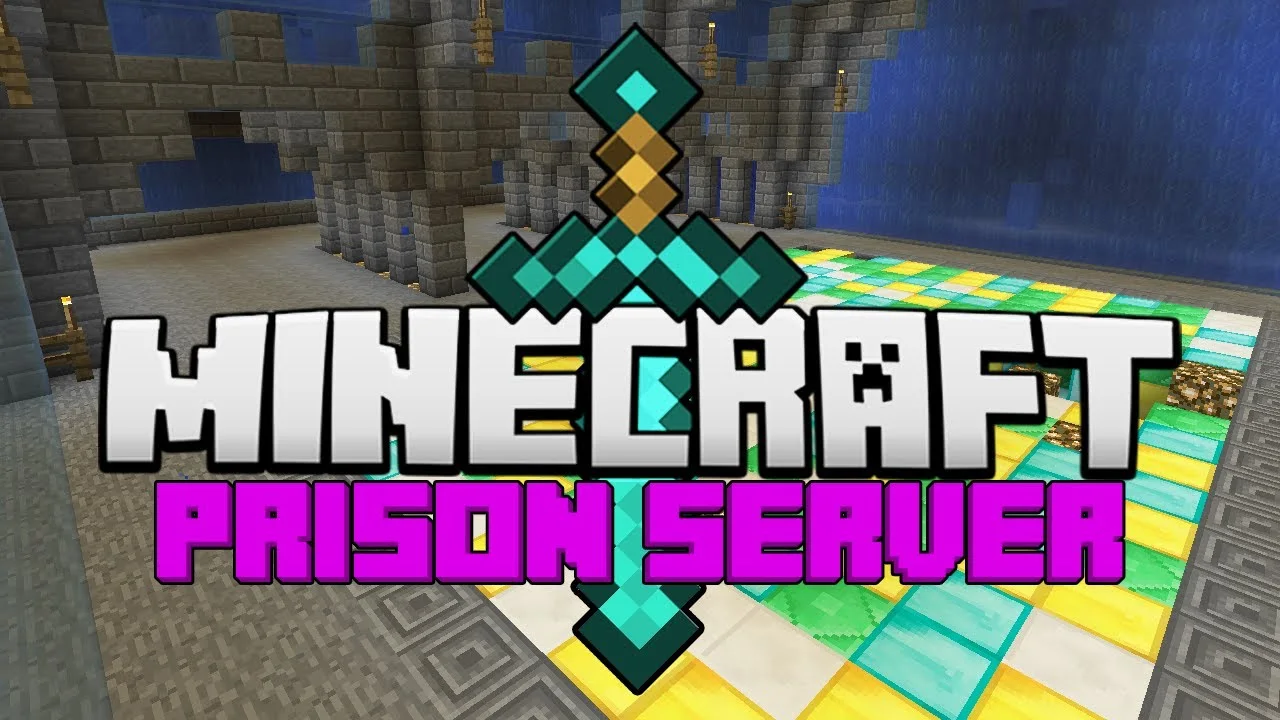 I will set up a prison minecraft server for you