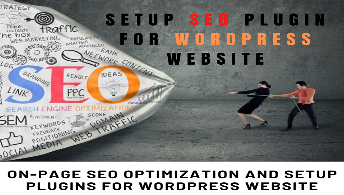 Setup and Optimize SEO Plugin for WordPress Website
