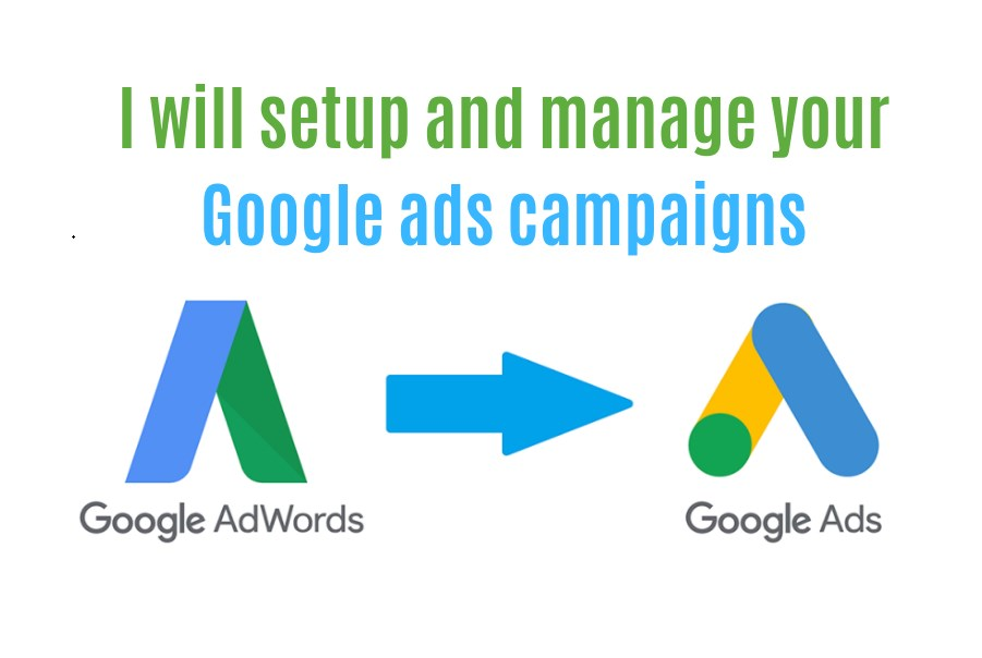 Setup manage and boost your Google ads campaigns status