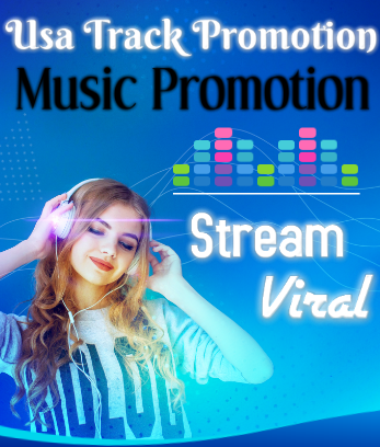 High Quality USA Stream Music Promotion To Your Track Song Playlists Artists