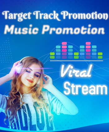 HQ High Quality Targeted Stream Music Promotion To Your Track Song artists Playlists