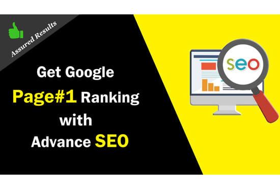 Land up to TOP 5 on GOOGLE with DR90 Backlinks