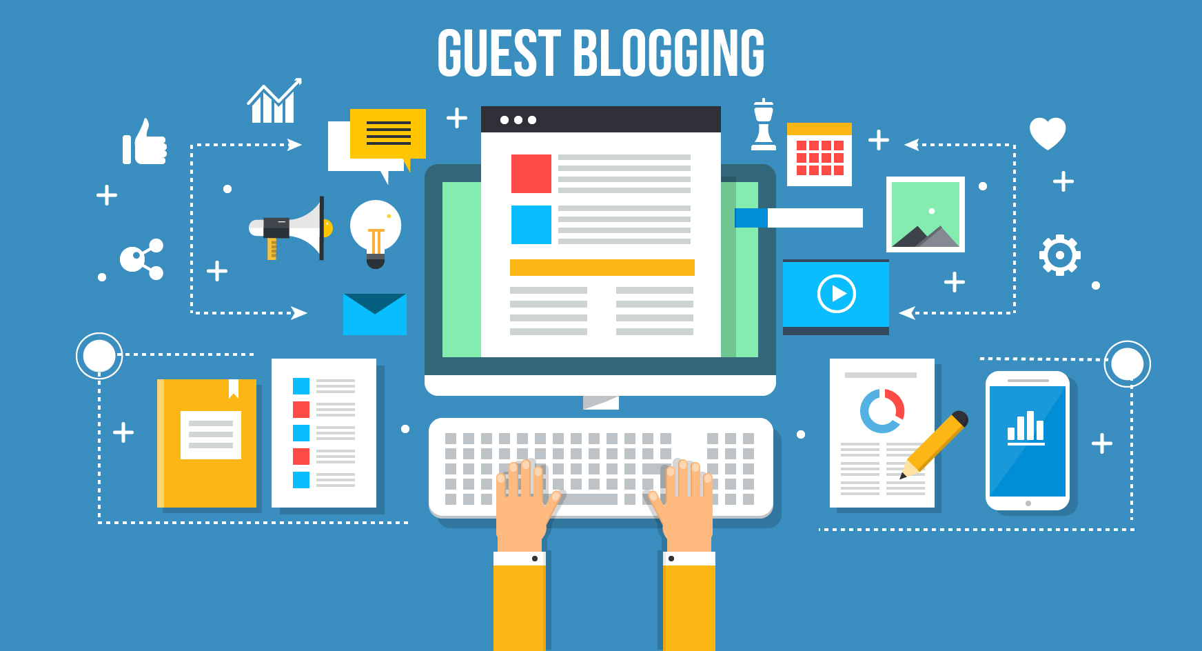 I Will Publish a High-Quality Guest Post On Medium Website