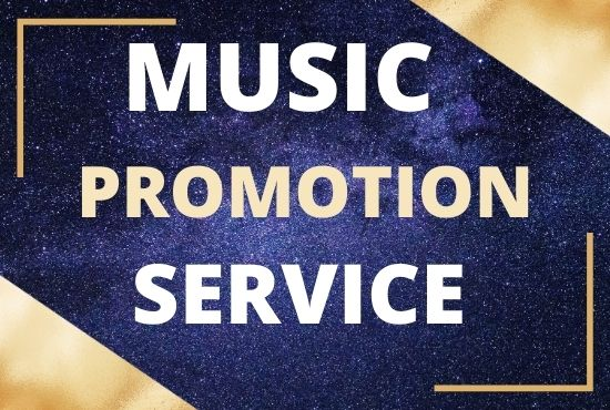 Audio Music Promotion with campaign to music lovers
